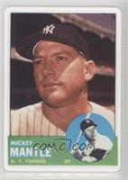 Mickey Mantle (1963 Topps) /2401