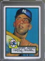 Mickey Mantle (Serial Number on Left)