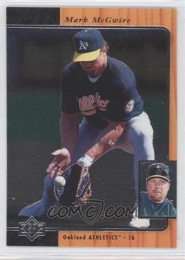 1996 SP - [Base] #140 - Mark McGwire
