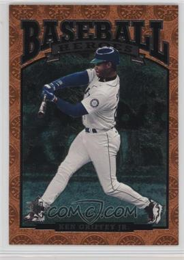 1996 SP - Baseball Heroes #90 - Ken Griffey Jr.