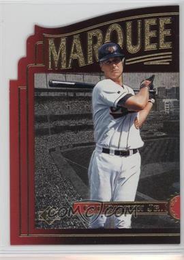 1996 SP - Marquee Matchups - Die-Cut #MM9 - Cal Ripken Jr.