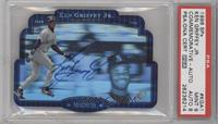 Ken Griffey Jr. (Autographed) [PSA/DNA Certified Encased]