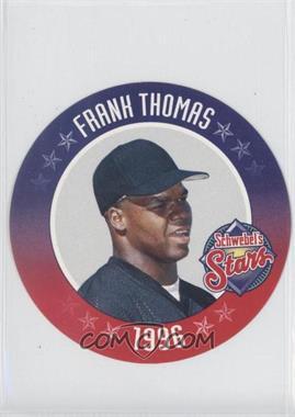 1996 Schwebel's Stars Discs - [Base] #18 - Frank Thomas