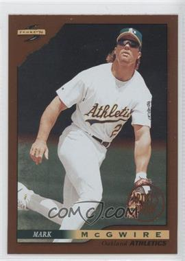 1996 Score - [Base] - Dugout Collection Artist's Proof #35 - Mark McGwire