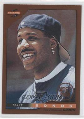 1996 Score - [Base] - Dugout Collection Artist's Proof #65 - Barry Bonds