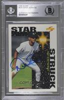 Derek Jeter [BAS Certified Encased by BGS]