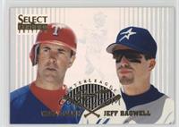 Will Clark, Jeff Bagwell