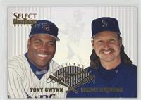 Tony Gwynn, Randy Johnson