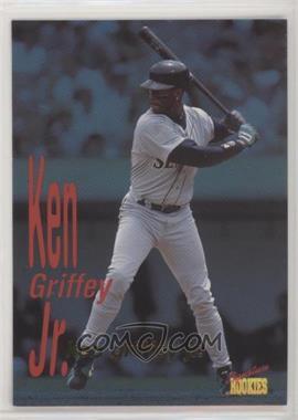 1996 Signature Rookies Ken Griffey Jr. - [Base] #G4 - Ken Griffey Jr.