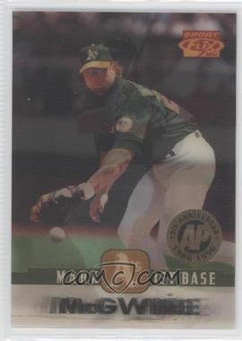 1996 Sportflix - [Base] - Artist Proof #16 - Mark McGwire