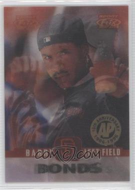 1996 Sportflix - [Base] - Artist Proof #5 - Barry Bonds