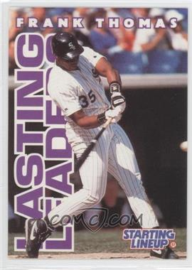 1996 Starting Lineup Cards - [Base] #35 - Frank Thomas