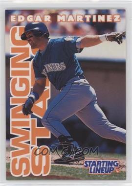 1996 Starting Lineup Cards - [Base] #527169 - Edgar Martinez