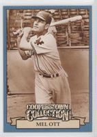 Mel Ott Baseball Cards From The 1990s