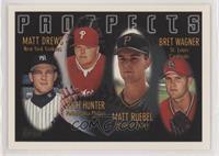 Matt Drews, Rich Hunter, Matt Ruebel, Bret Wagner [EXtoNM]