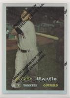 Mickey Mantle (1957 Topps)
