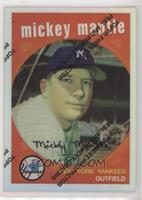 Mickey Mantle (1959 Topps)