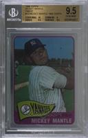 Mickey Mantle (1965 Topps) [BGS 9.5 GEM MINT]