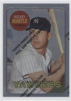 Mickey Mantle (1969 Topps)