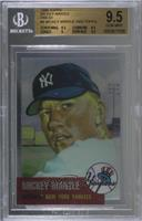 Mickey Mantle (1953 Topps) [BGS 9.5 GEM MINT]