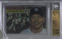 Mickey Mantle (1956 Topps) [BGS 9.5 GEM MINT]