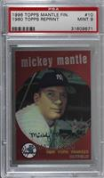 Mickey Mantle (1959 Topps) [PSA 9 MINT]
