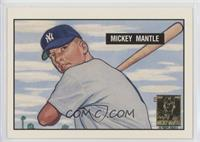 Mickey Mantle (1951 Bowman) [Noted]