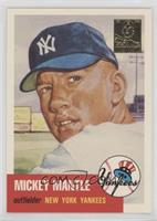 Mickey Mantle (1953 Topps) [EXtoNM]
