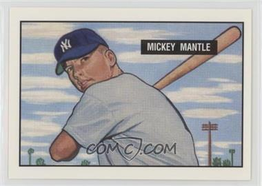 1996 Topps - Redemption Mickey Mantle Sweepstakes #1951 - Mickey Mantle /2500