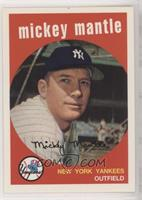 Mickey Mantle #/2,500