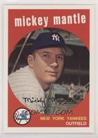 Mickey Mantle /2500