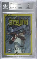Barry Bonds [BGS 9 MINT]