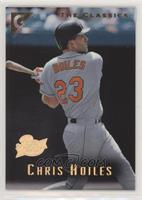 Chris Hoiles /999