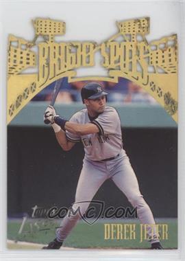 1996 Topps Laser - Bright Spots #B13 - Derek Jeter