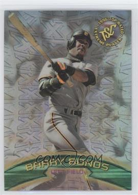 1996 Topps Stadium Club - Extreme Players Winners - Silver #EW7 - Barry Bonds