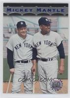 Mickey Mantle, Elston Howard