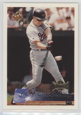1996 Topps Team Topps - Wal-Mart Baltimore Orioles #200 - Cal Ripken Jr.