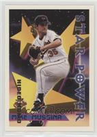 Mike Mussina [MISPRINTED]