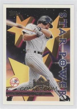 1996 Topps Team Topps - Wal-Mart New York Yankees #225 - Wade Boggs