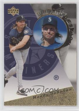 1996 Upper Deck - Diamond Destiny - Gold #DD37 - Randy Johnson