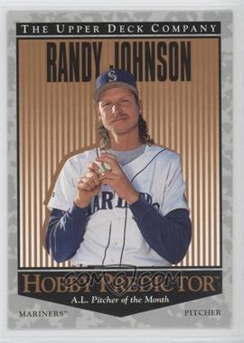 1996 Upper Deck - Hobby Predictor #H14 - Randy Johnson