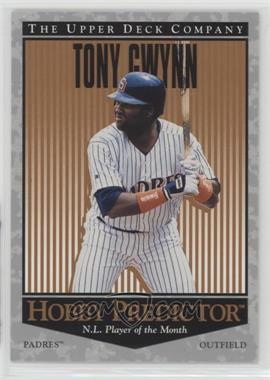 1996 Upper Deck - Hobby Predictor #H34 - Tony Gwynn