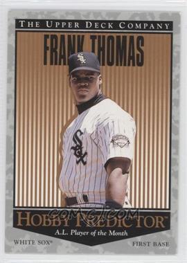 1996 Upper Deck - Hobby Predictor #H8 - Frank Thomas