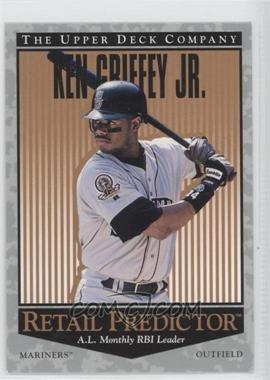 1996 Upper Deck - Retail Predictor #R15 - Ken Griffey Jr.