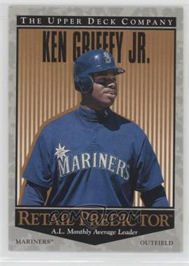 1996 Upper Deck - Retail Predictor #R24 - Ken Griffey Jr.