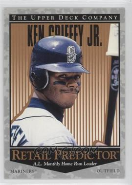 1996 Upper Deck - Retail Predictor #R4 - Ken Griffey Jr.