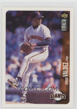 1996 Upper Deck Collector's Choice - [Base] #716 - Sergio Valdez