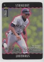 Alex Rodriguez (Strikeout)