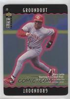 Barry Larkin (Groundout)