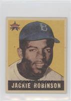 Jackie Robinson (1949 Leaf)